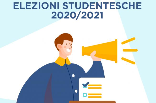 Collegamento a Elezioni studentesche per il biennio accademico 2020/2022