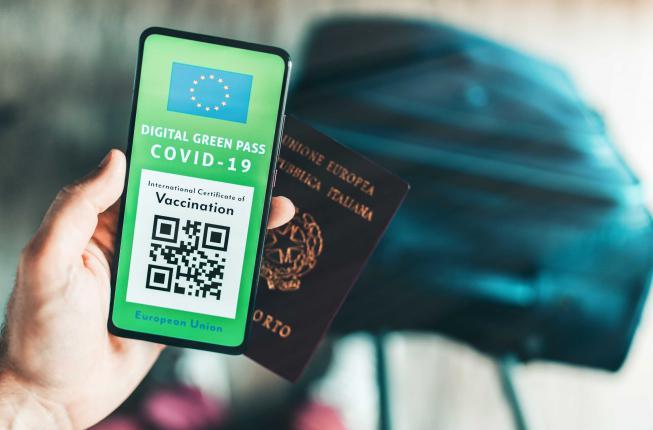 Collegamento a Dal 1° settembre 2021 gli studenti universitari devono possedere la Certificazione verde COVID-19 (Green pass)